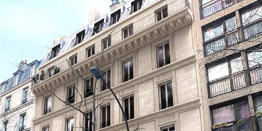 PARIS CRIMÉE en Déficit Foncier